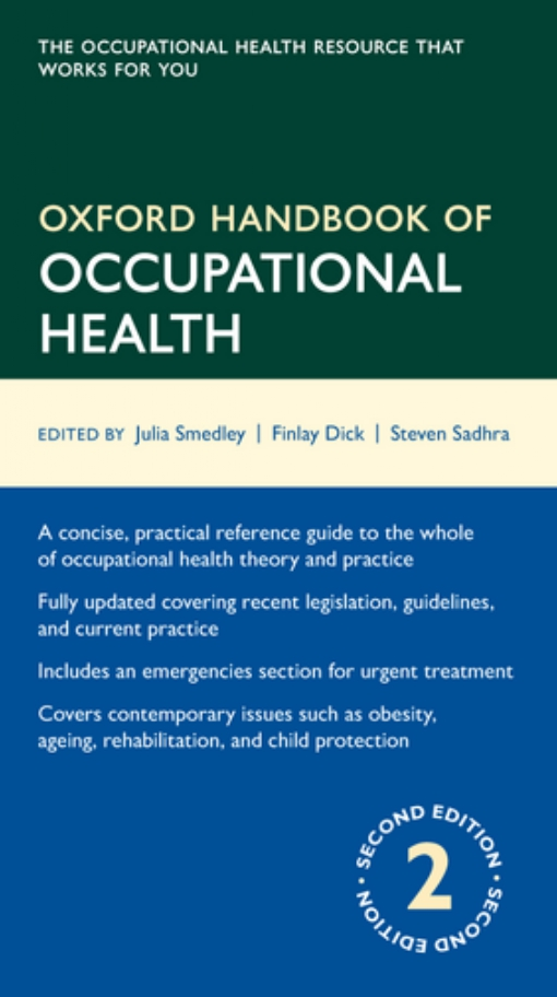 Oxford Handbook of Occupational Health