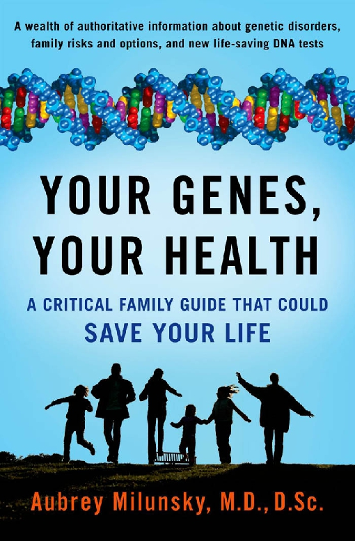 Your Genes, Your Health