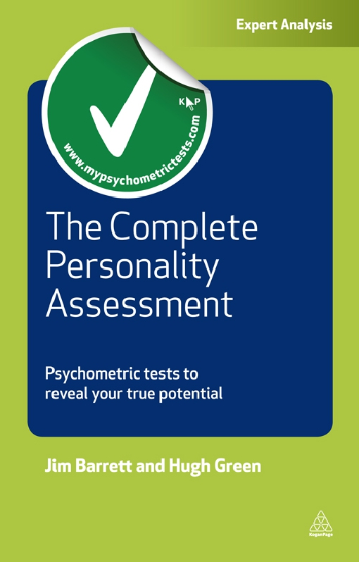 The Complete Personality Assessment