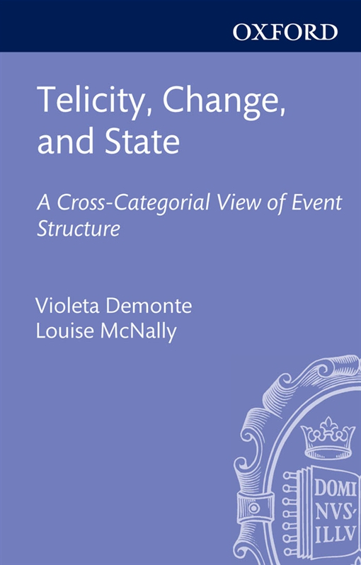 Telicity, Change, and State