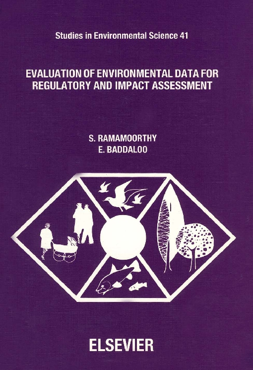 Evaluation of Environmental Data for Regulatory and Impact Assessment