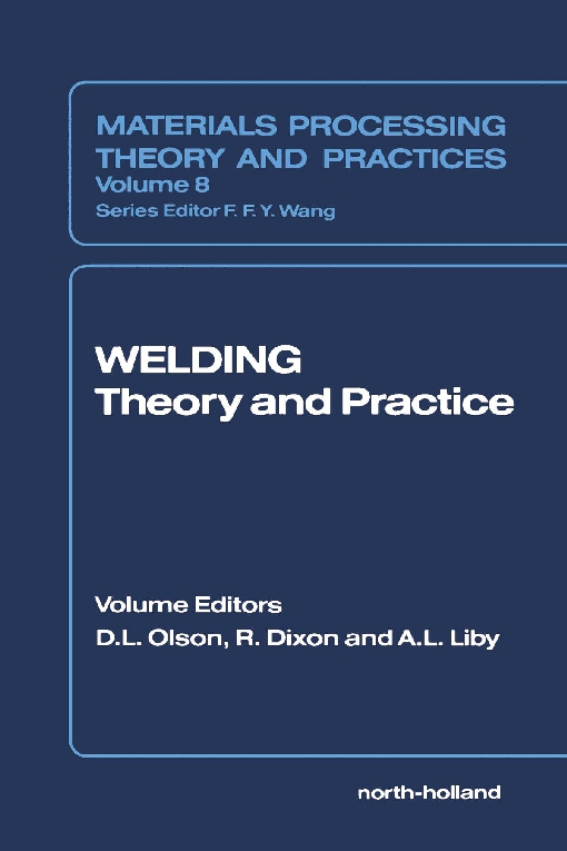 Welding: Theory and Practice