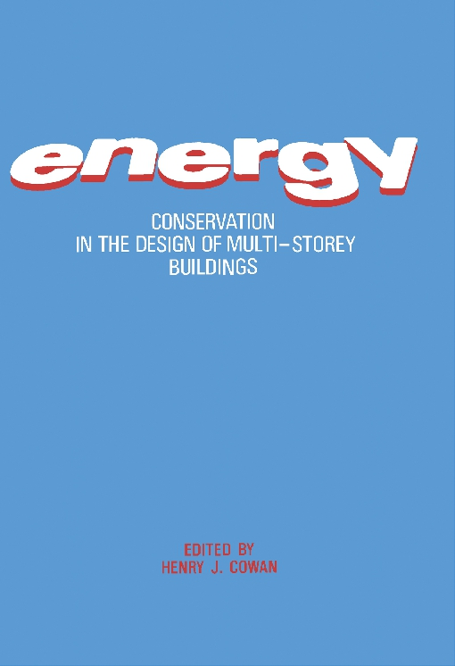 Energy Conservation in the Design of Multi-Storey Buildings