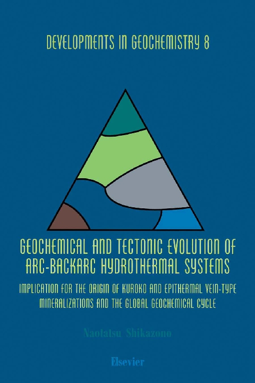 Geochemical and Tectonic Evolution of Arc-Backarc Hydrothermal Systems