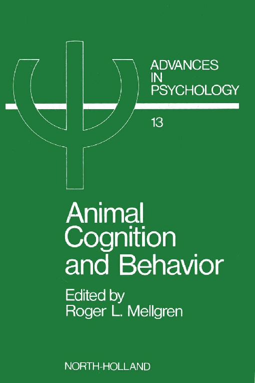 Animal Cognition and Behavior