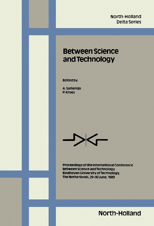 Between Science and Technology
