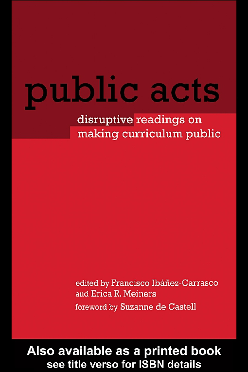 Public Acts and Desires