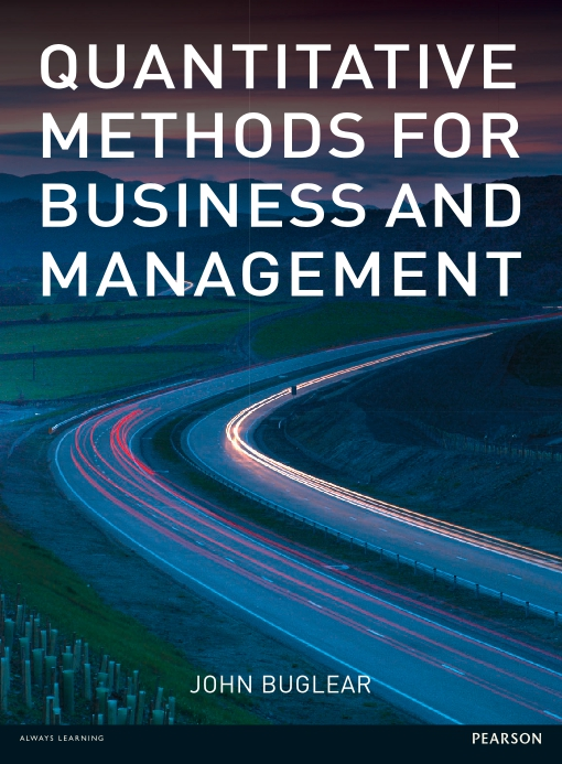 Quantitative Methods for Business and Management