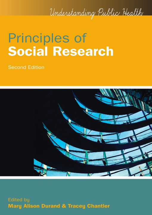 Principles Of Social Research
