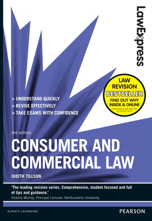 Law Express: Consumer and Commercial Law