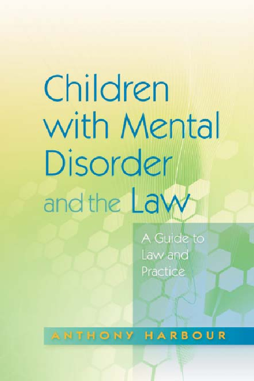 Children with Mental Disorder and the Law