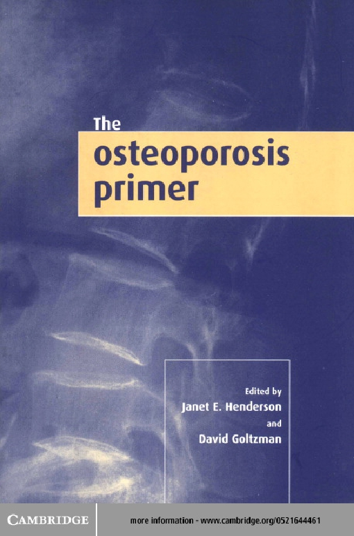 The Osteoporosis Primer