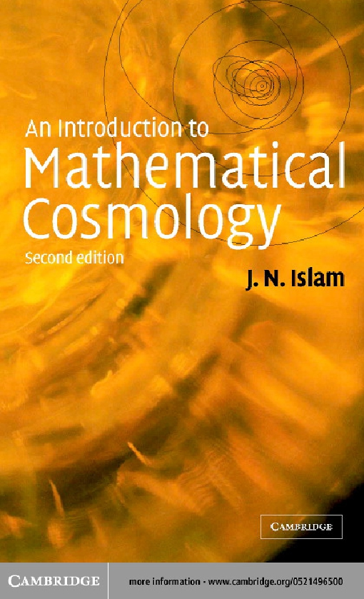 An Introduction to Mathematical Cosmology