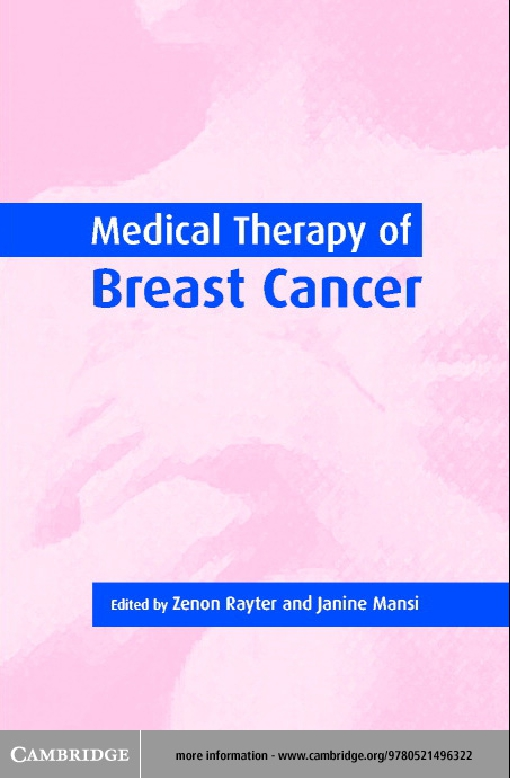 Medical Therapy of Breast Cancer
