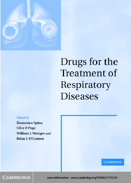 Drugs for the Treatment of Respiratory Diseases