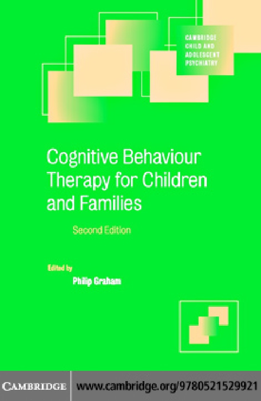 Cognitive Behaviour Therapy for Children and Families