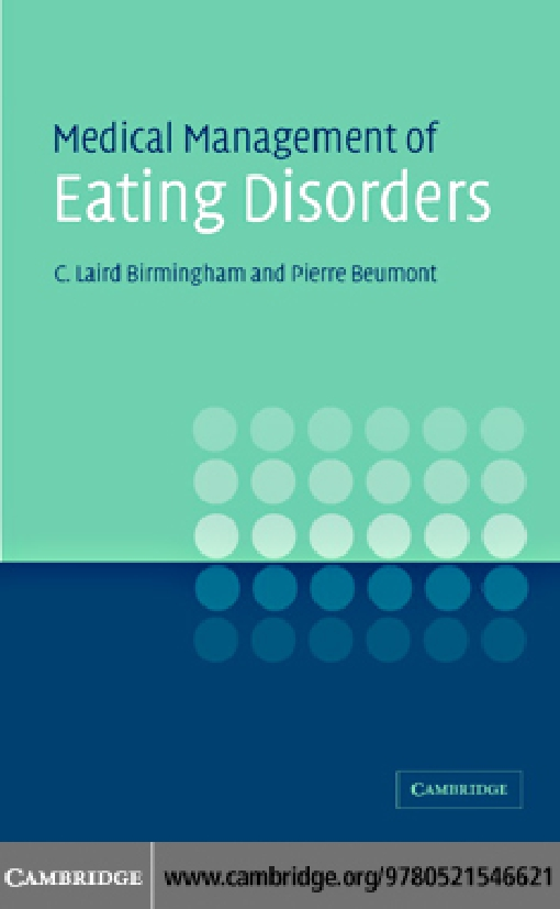 Medical Management of Eating Disorders