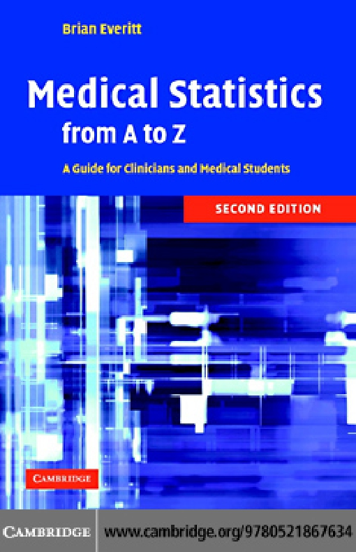 Medical Statistics from A to Z