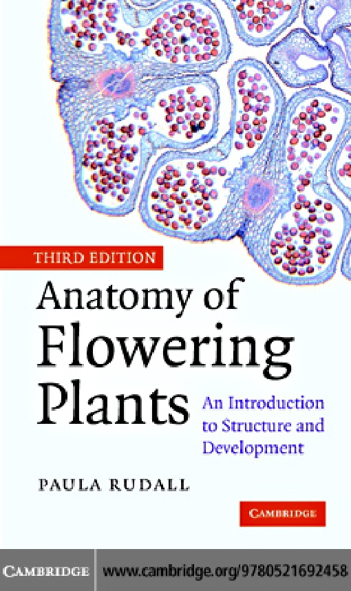 Anatomy of Flowering Plants