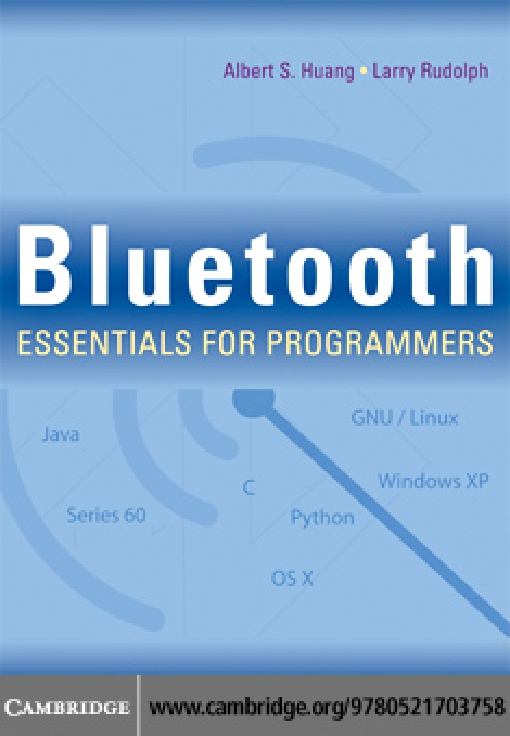 Bluetooth Essentials for Programmers