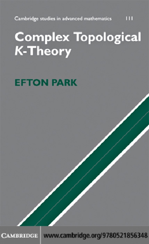 Complex Topological K-Theory