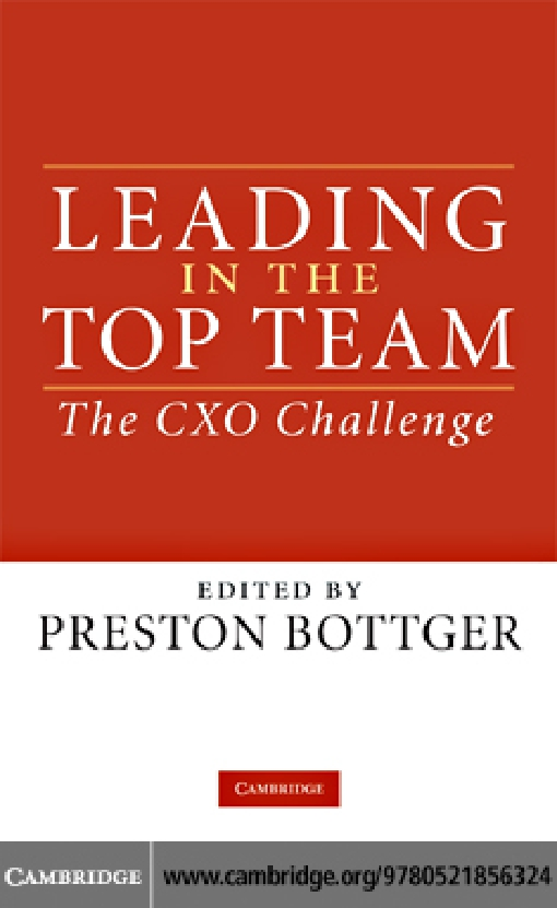 Leading in the Top Team