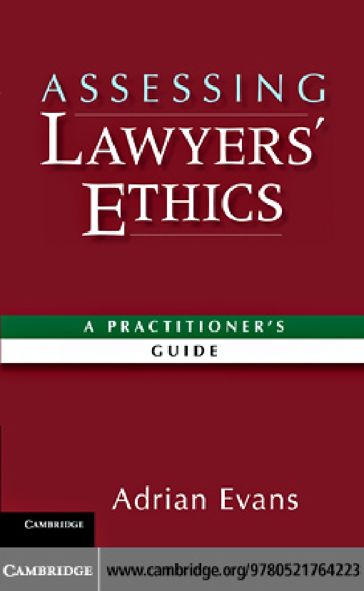 Assessing Lawyers' Ethics