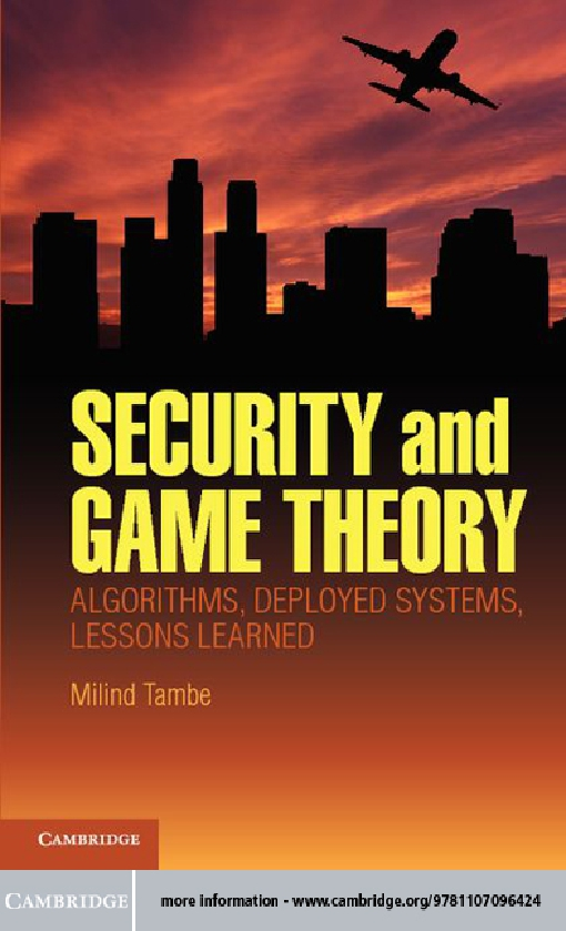 Security and Game Theory