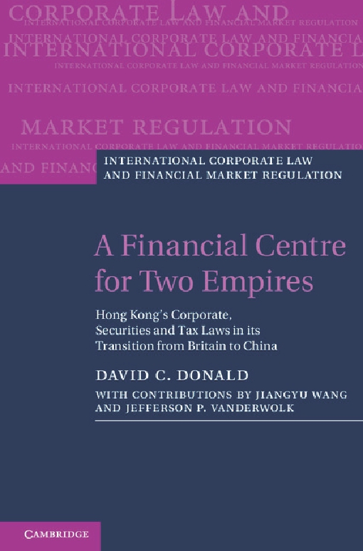 A Financial Centre for Two Empires