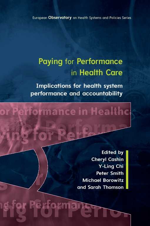 Paying For Performance In Healthcare