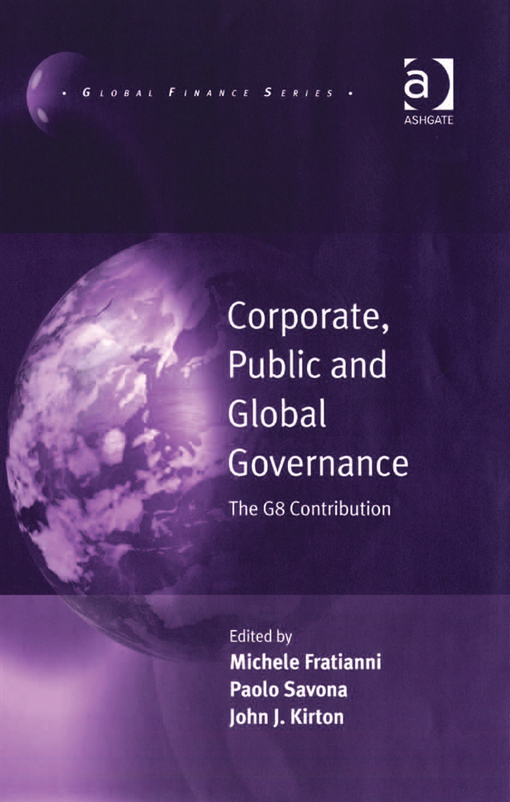 Corporate, Public and Global Governance