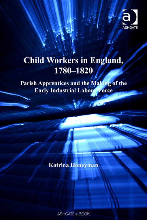 Child Workers in England, 1780?1820