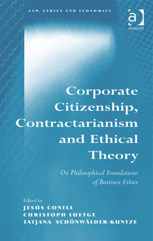 Corporate Citizenship, Contractarianism and Ethical Theory