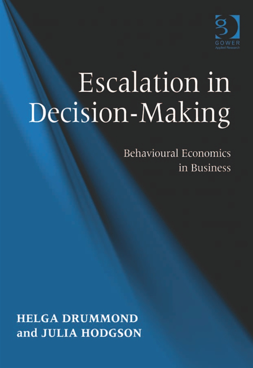 Escalation in Decision-Making