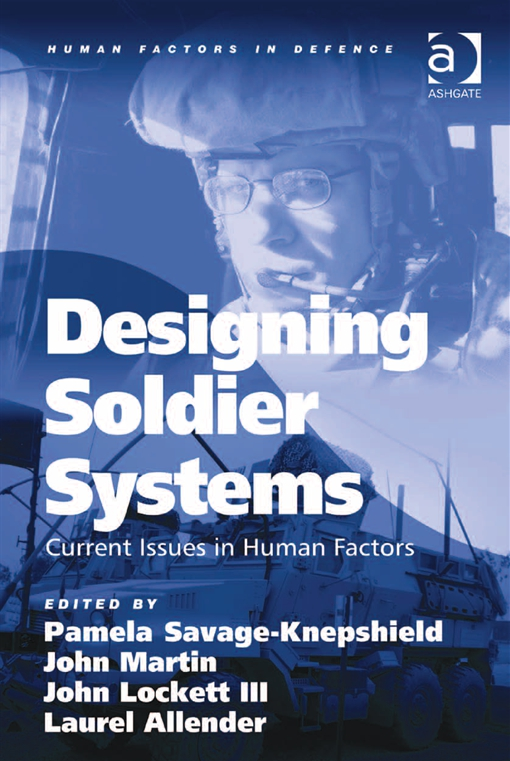 Designing Soldier Systems