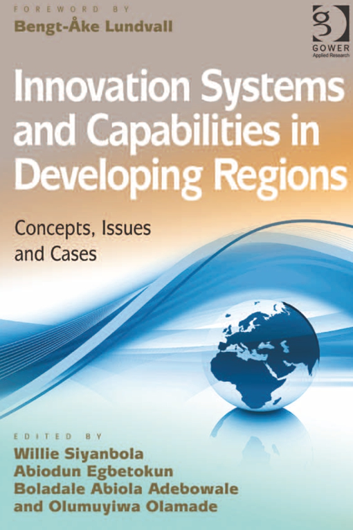 Innovation Systems and Capabilities in Developing Regions