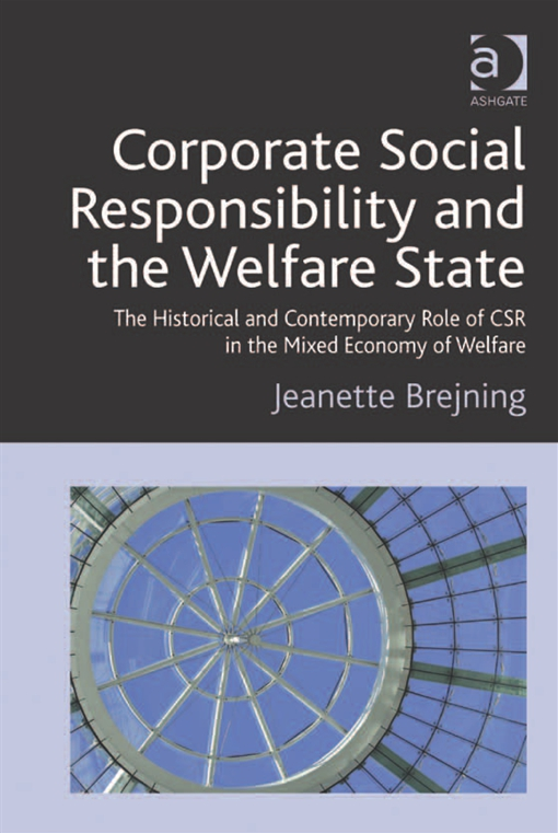 Corporate Social Responsibility and the Welfare State