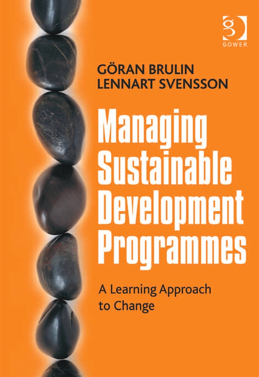 Managing Sustainable Development Programmes