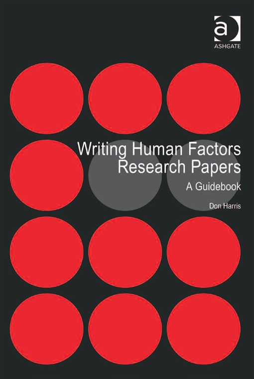 Writing Human Factors Research Papers