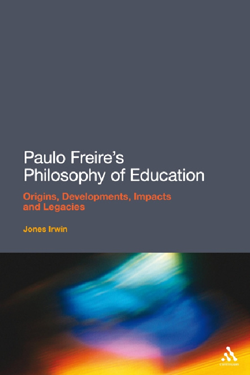 Paulo Freire's Philosophy of Education