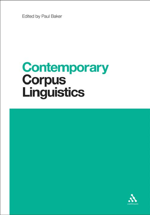Contemporary Corpus Linguistics