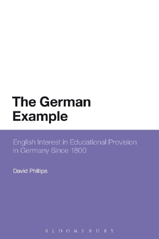 The German Example