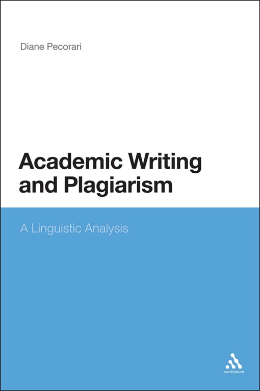 Academic Writing and Plagiarism