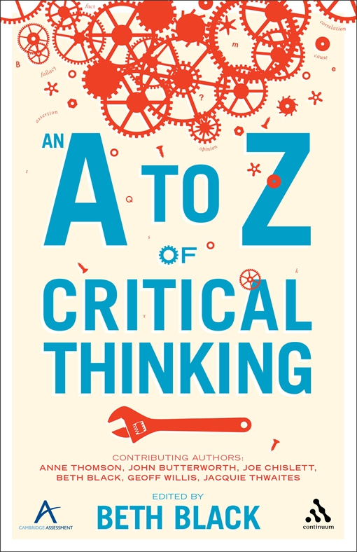 An A to Z of Critical Thinking