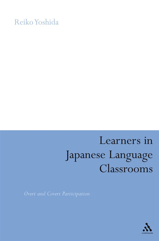 Learners in Japanese Language Classrooms
