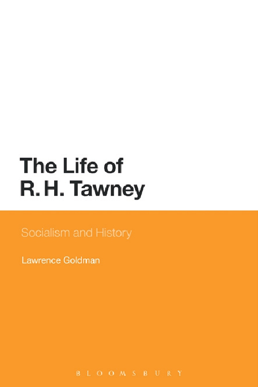 The Life of R. H. Tawney