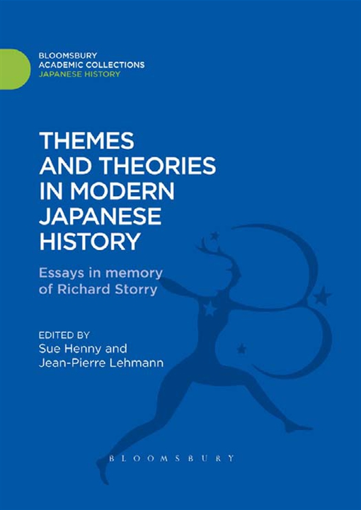 Themes and Theories in Modern Japanese History