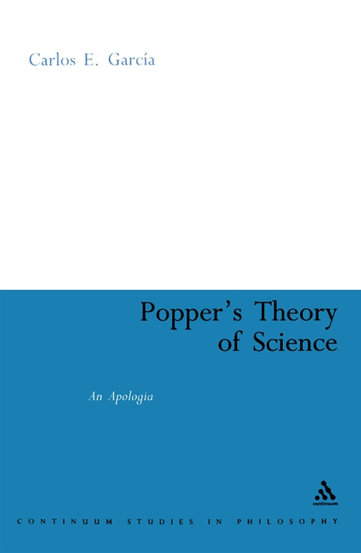 Popper's Theory of Science