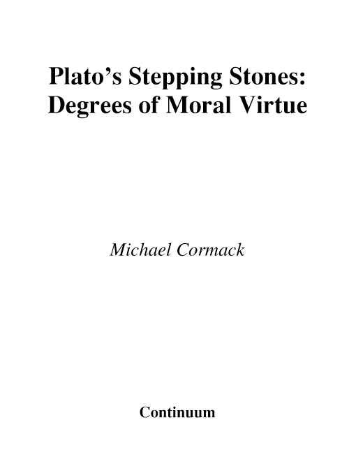 Plato's Stepping Stones