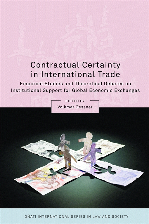 Contractual Certainty in International Trade